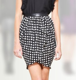 Greylin Dizzy Dot Skirt