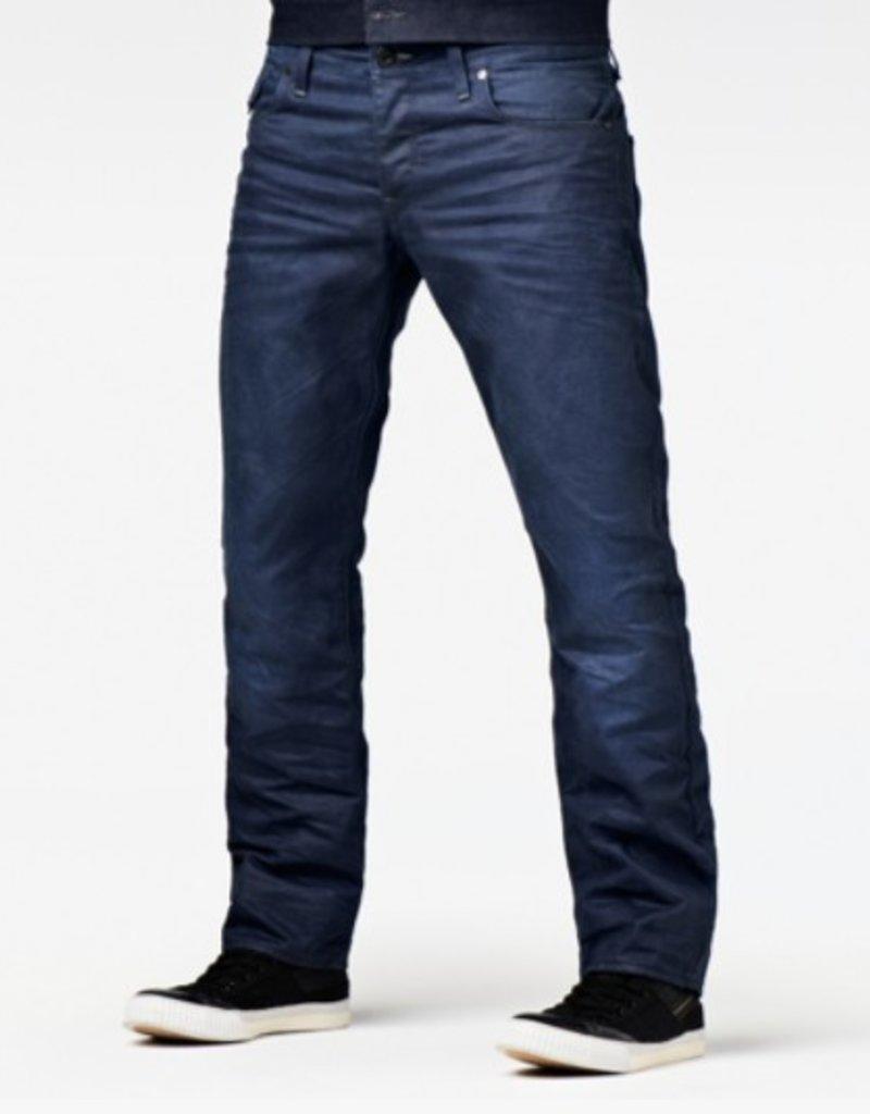 G-Star Morris low straight - blue format denim