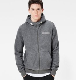 G-Star Core Hooded Zip Sweater