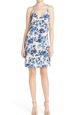 Charlie Jade Floral Print V-Neck Strappy T-Back Cami Dress
