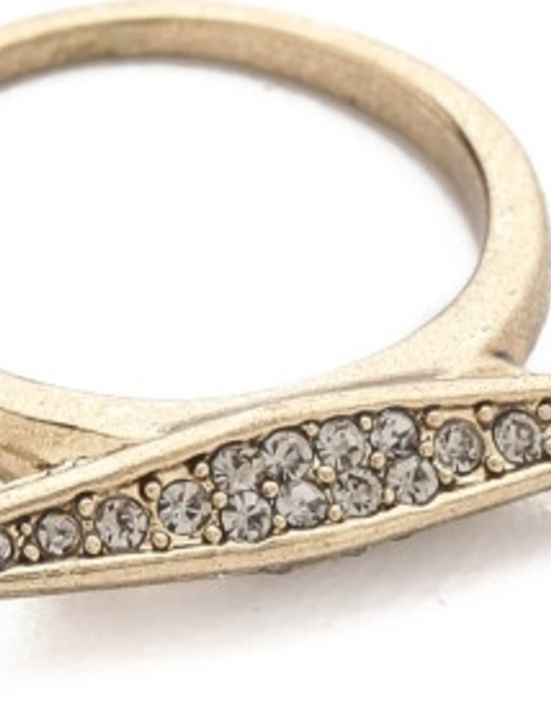 House of Harlow Marquis ring