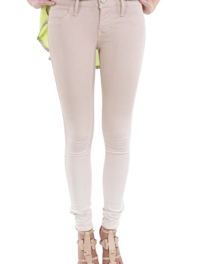 Black Orchid Black Jewel ombre mid rise skinny jegging