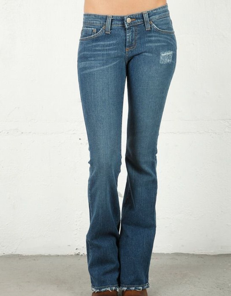 Jet by John Eshaya Bell Bottom Jean