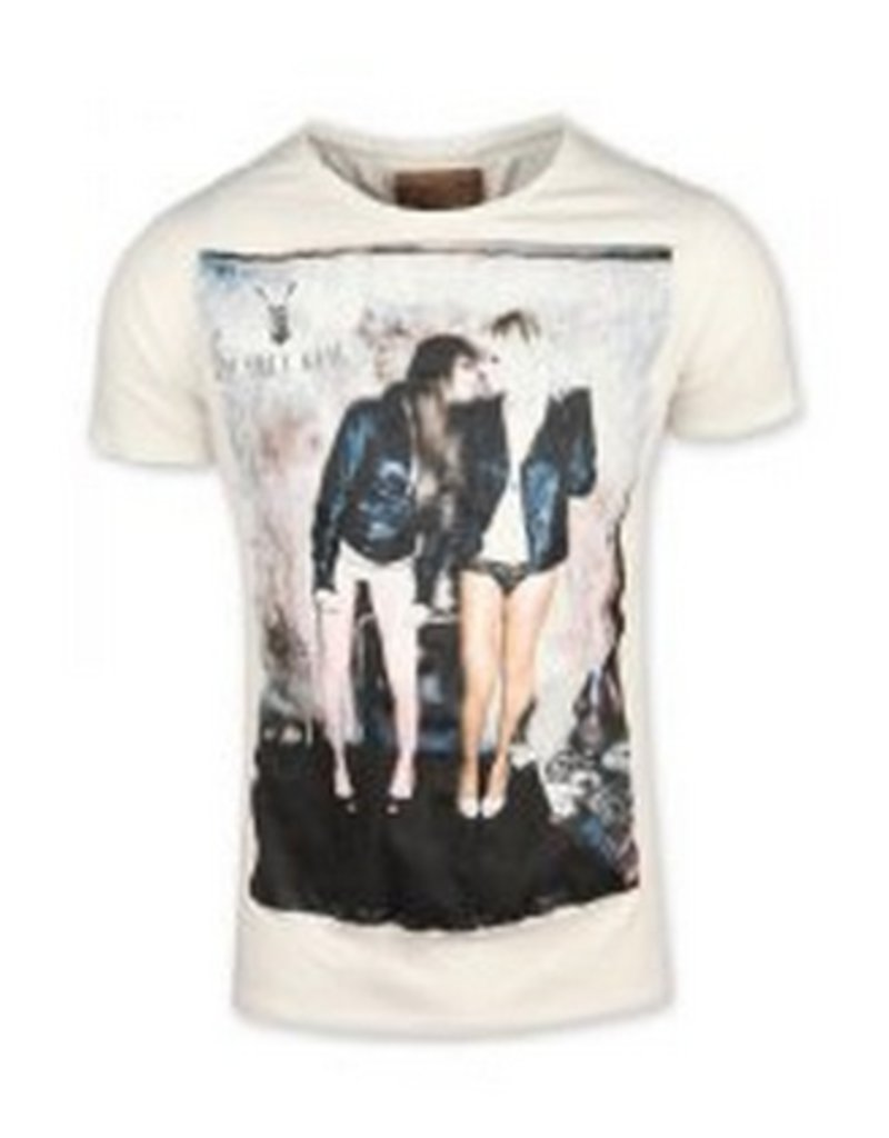 Pearly King Affection sslv crew neck tee
