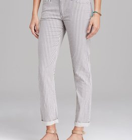 Joe's Jeans The Weekender - Easy Slim Fit 5-pocket stripe pant