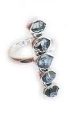 Elizabeth Stone Herkimer Ring