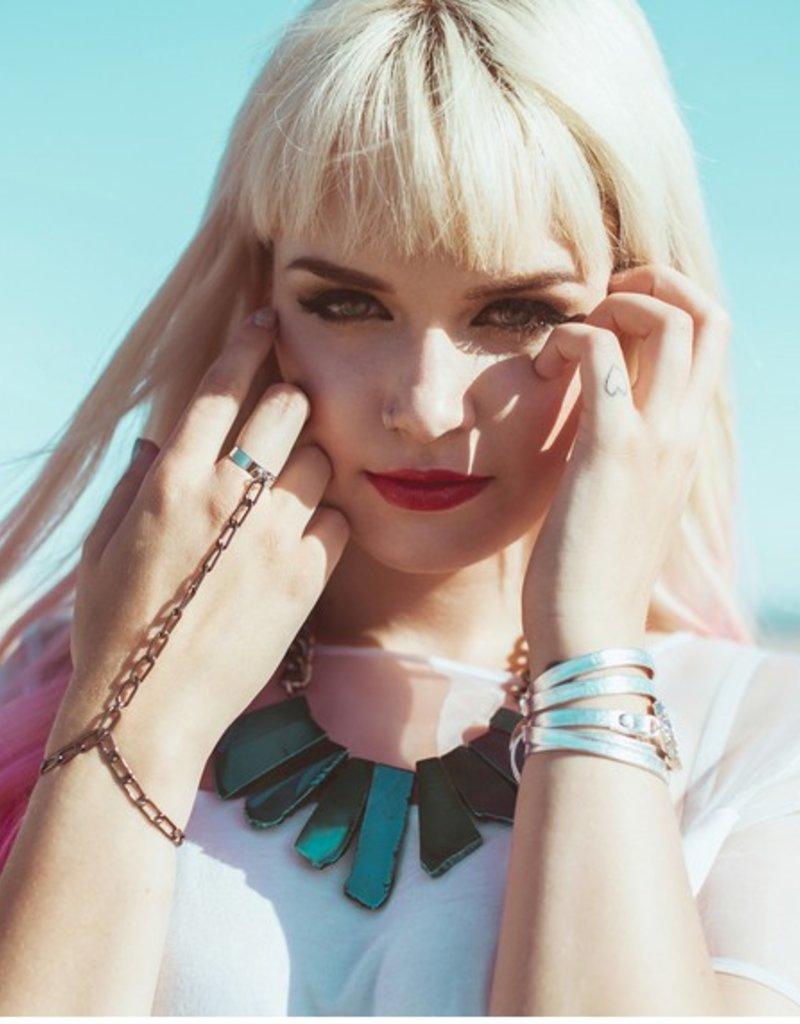 Luxe Agate Bracelet
