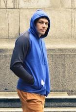 Union Aparel Into the Blue Hoodie