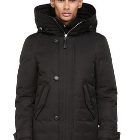 Mackage Lloyd by Mackage is a winter down-filled jacket for men with hood.