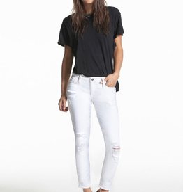 Genetic Denim Alexa Slim Boyfriend Crop