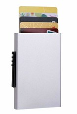 Mad Style Auto RFID Credit Card  Wallet
