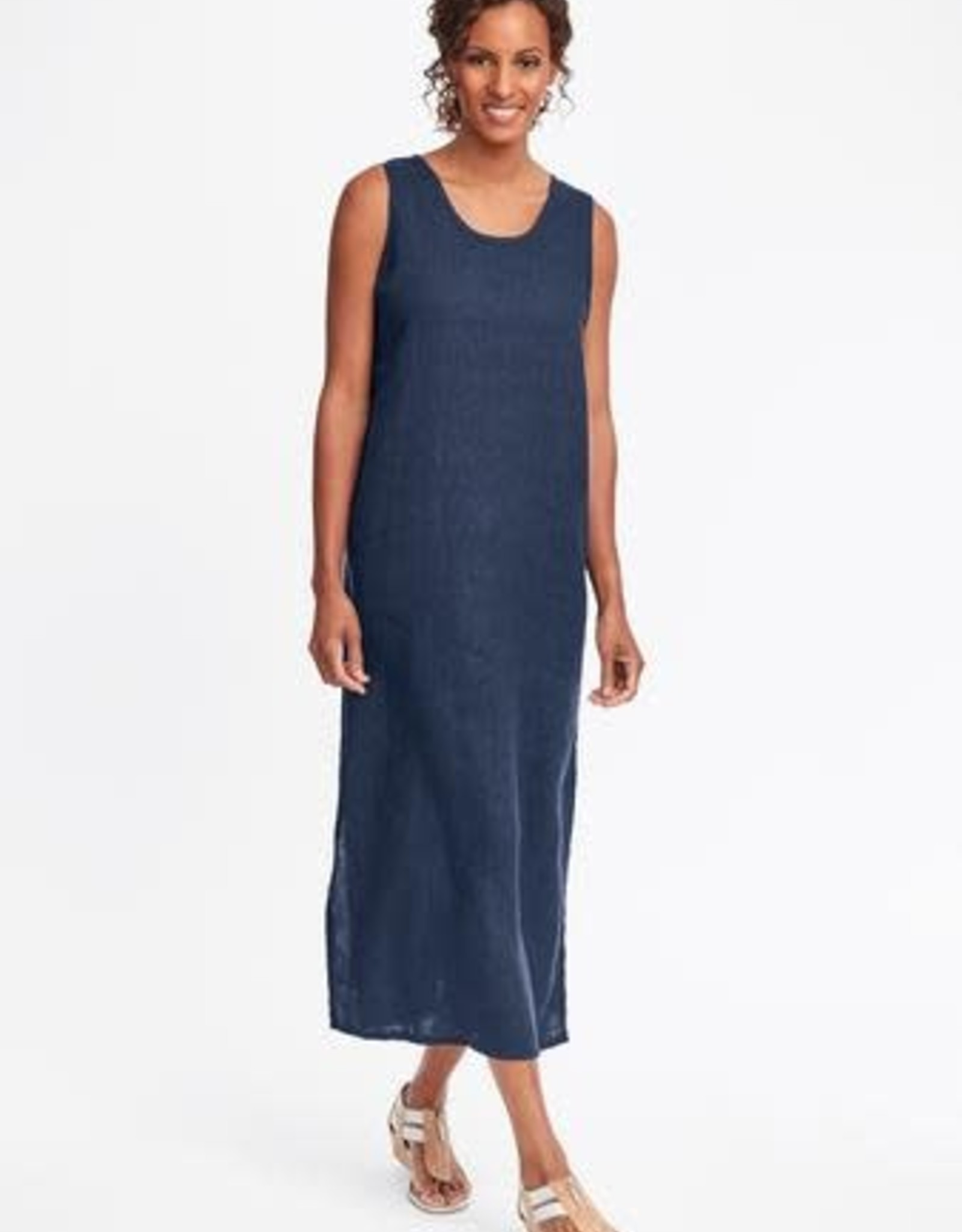 Flax Flax Slipster Linen Dress