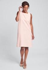 Flax Flax Square Neck Linen Dress
