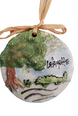 Handmade Local Ornaments