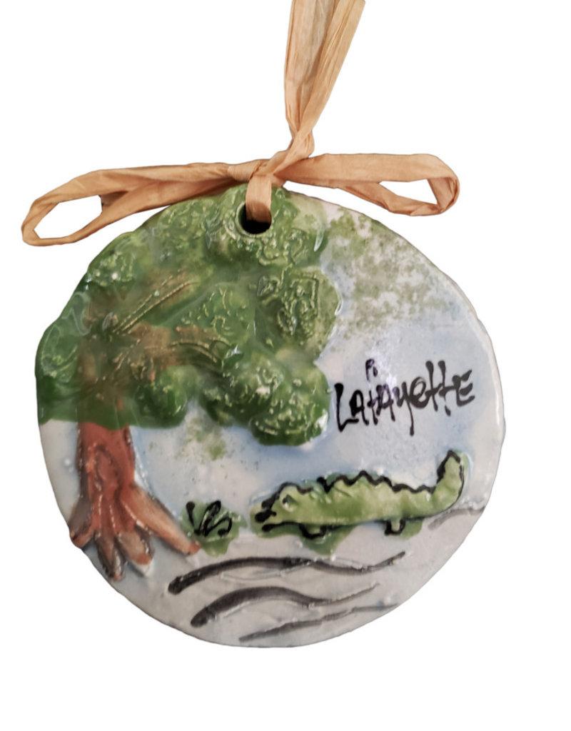 Handmade Local Ornaments