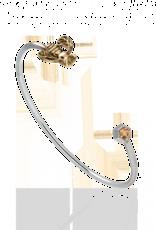 Mignon Faget Mignon Faget Honeybee Wire Bracelet Bronze