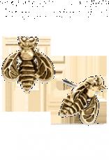 Mignon Faget Mignon Faget Bee Stud Bronze Earrings