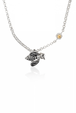 Mignon Faget Mignon Faget Honeybee Sterling Chain Necklace
