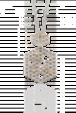Mignon Faget Mignon Faget Hive Honeycomb Sterling Pendant