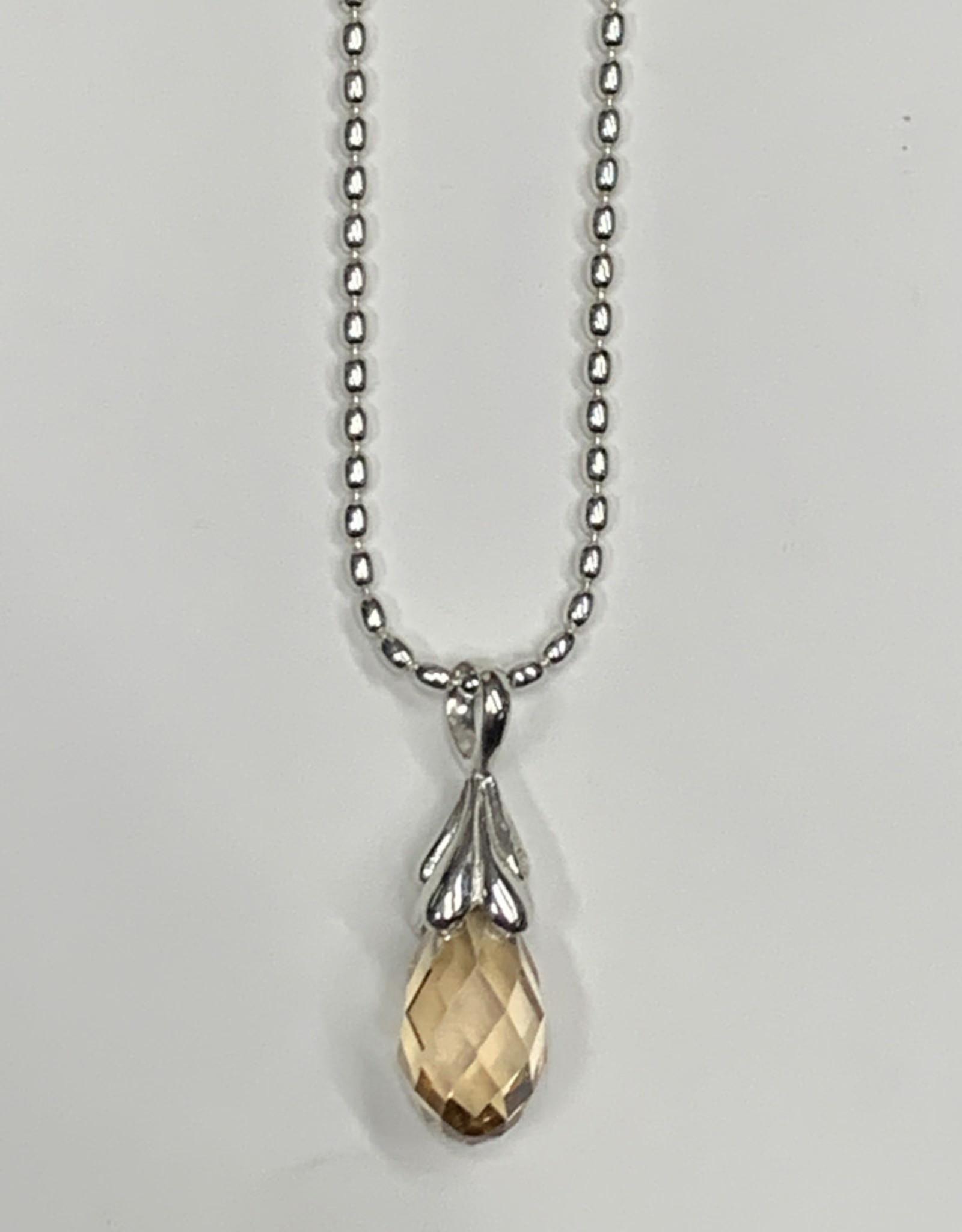 Mignon Faget Mignon Faget Honey Drop Chain Necklace