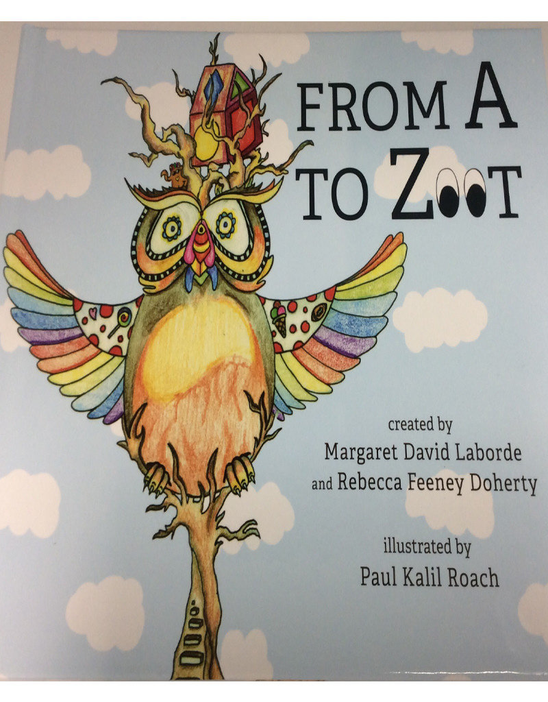 From A to Zoot Book