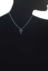 Mignon Faget Mignon Faget Philiae Cross Pendant