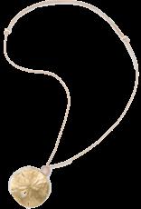 Mignon Faget Mignon Faget Sand Dollar Beach Necklace Bronze