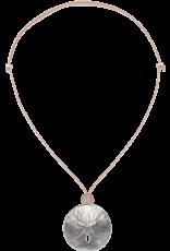 Mignon Faget Mignon Faget Sand Dollar Beach Necklace Sterling