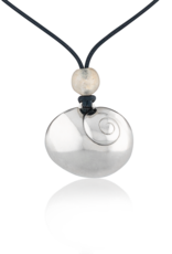 Mignon Faget Mignon Faget Moonsnail Pacific Necklace Sterling