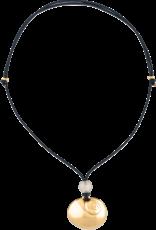 Mignon Faget Mignon Faget Moonsnail Pacific Necklace Bronze