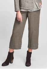 Flax Flax Linen Flood Pants