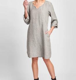 Flax Flax Pullover Linen Dress