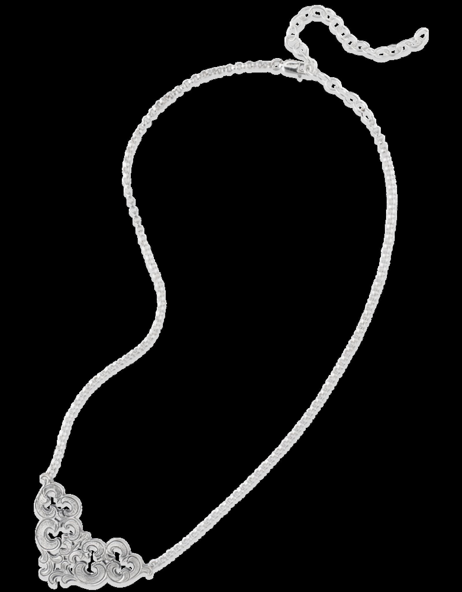 Mignon Faget Scrollwork Necklace
