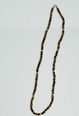 """18""""  Ball Necklace With14K Balls & Clasp"""