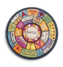 Family Values Lazy Susan
