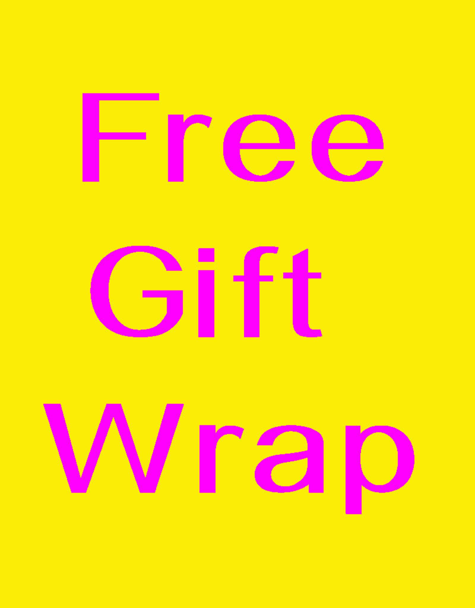 Ecom Free Gift Wrap