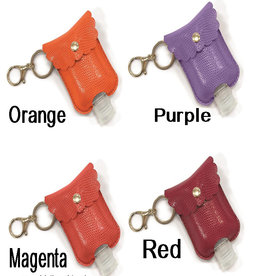 Refillable Bottle with Case 4 Colors