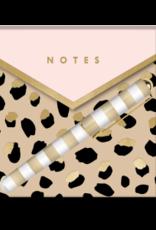 Cheetah Notepad/Pen