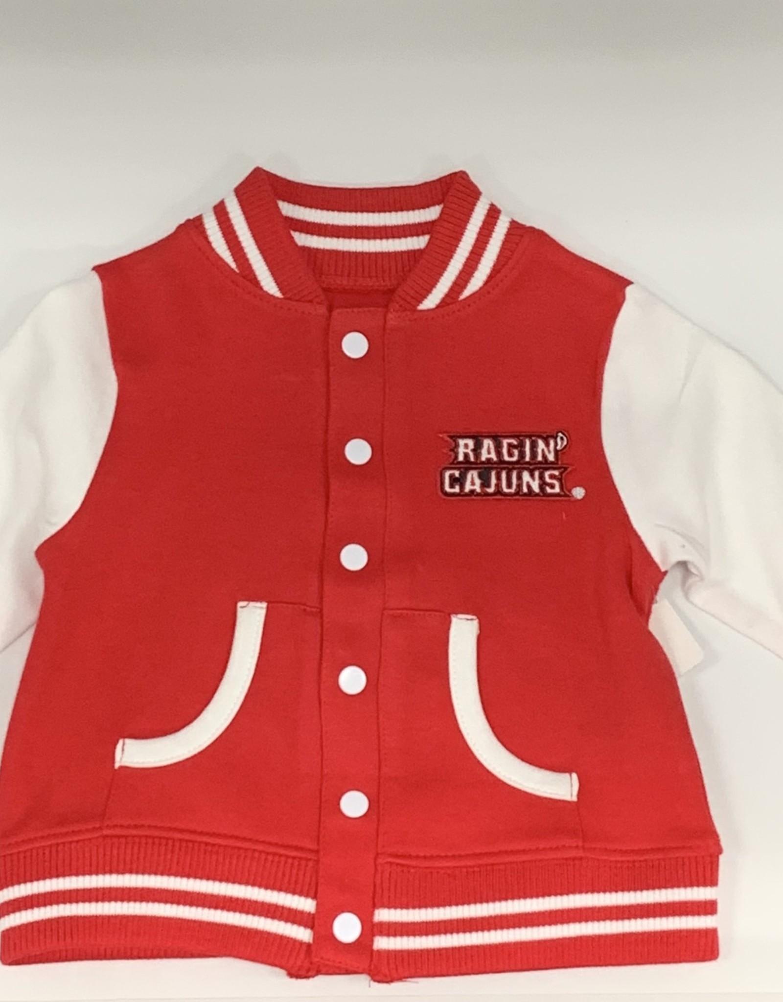 Varsity Jacket Ul, LSU, Saints