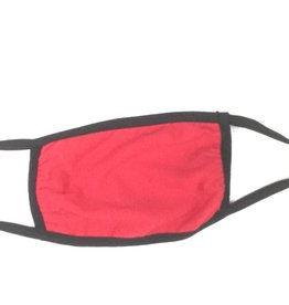 Cherry Antimicrobial Mask