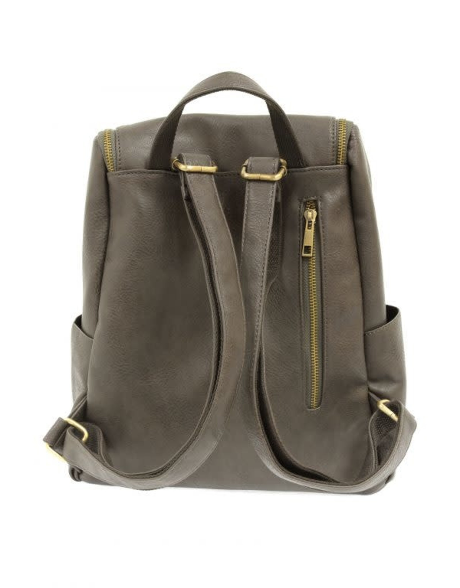 Joy Susan Kerri Sidepocket Backpack Espresso