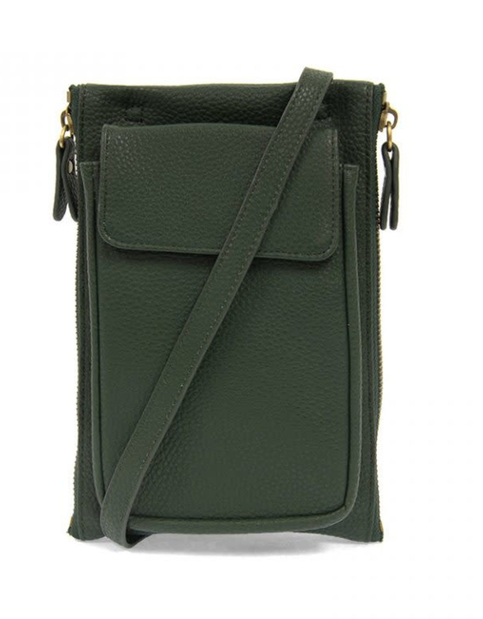 Joy Susan Mary Multi Pocket Crossbody 2 Colors