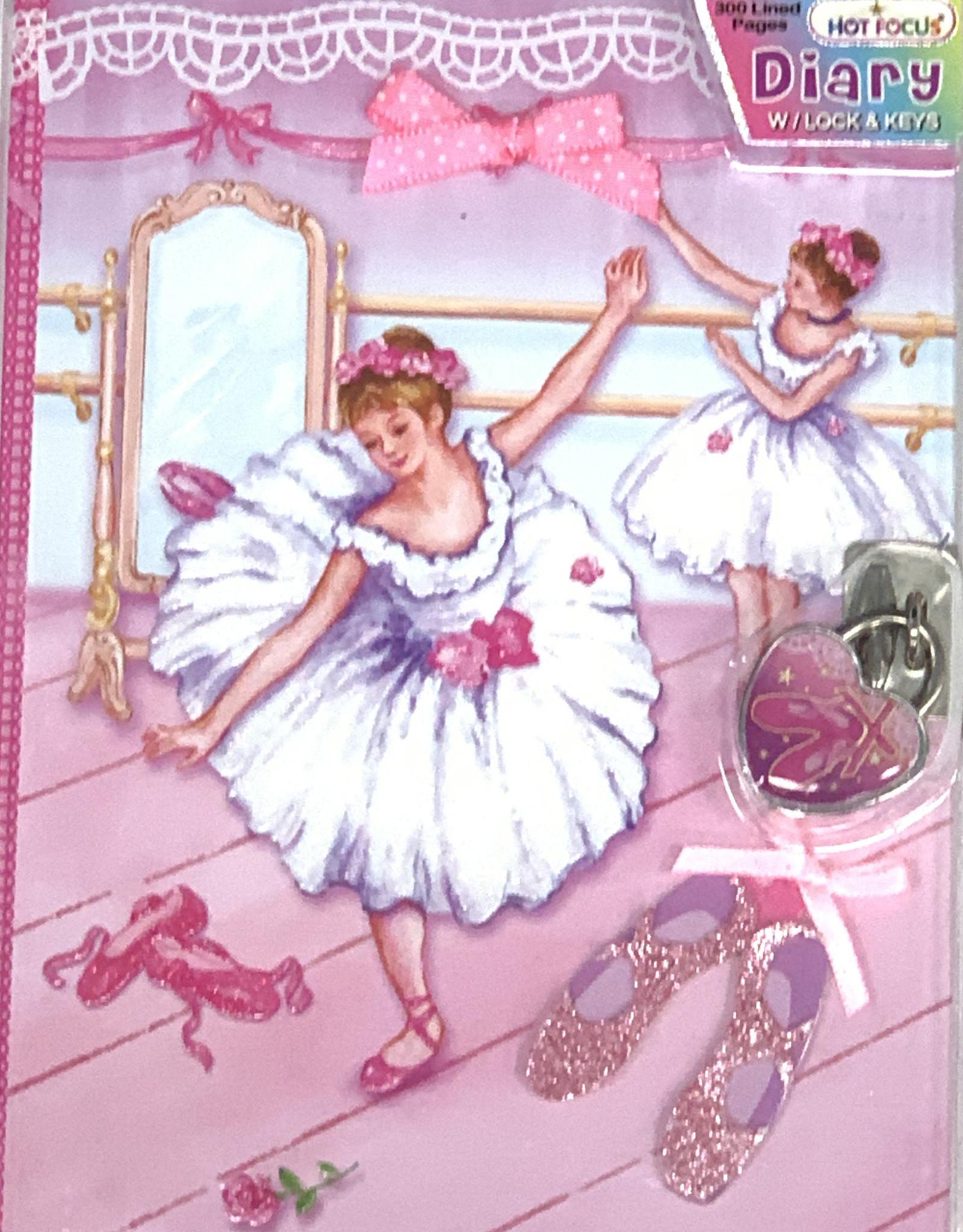 Ballerina Beauties Diary