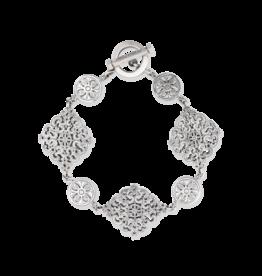 Mignon Faget Mignon Faget Renaissance Sterling Linking Bracelet
