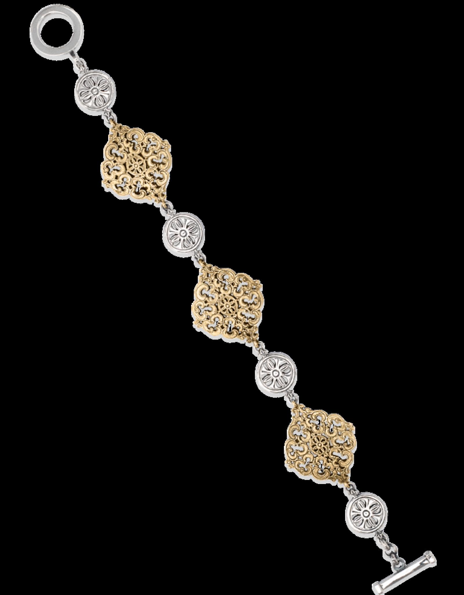 Mignon Faget Mignon Faget Renaissance Bronze Linking Bracelet