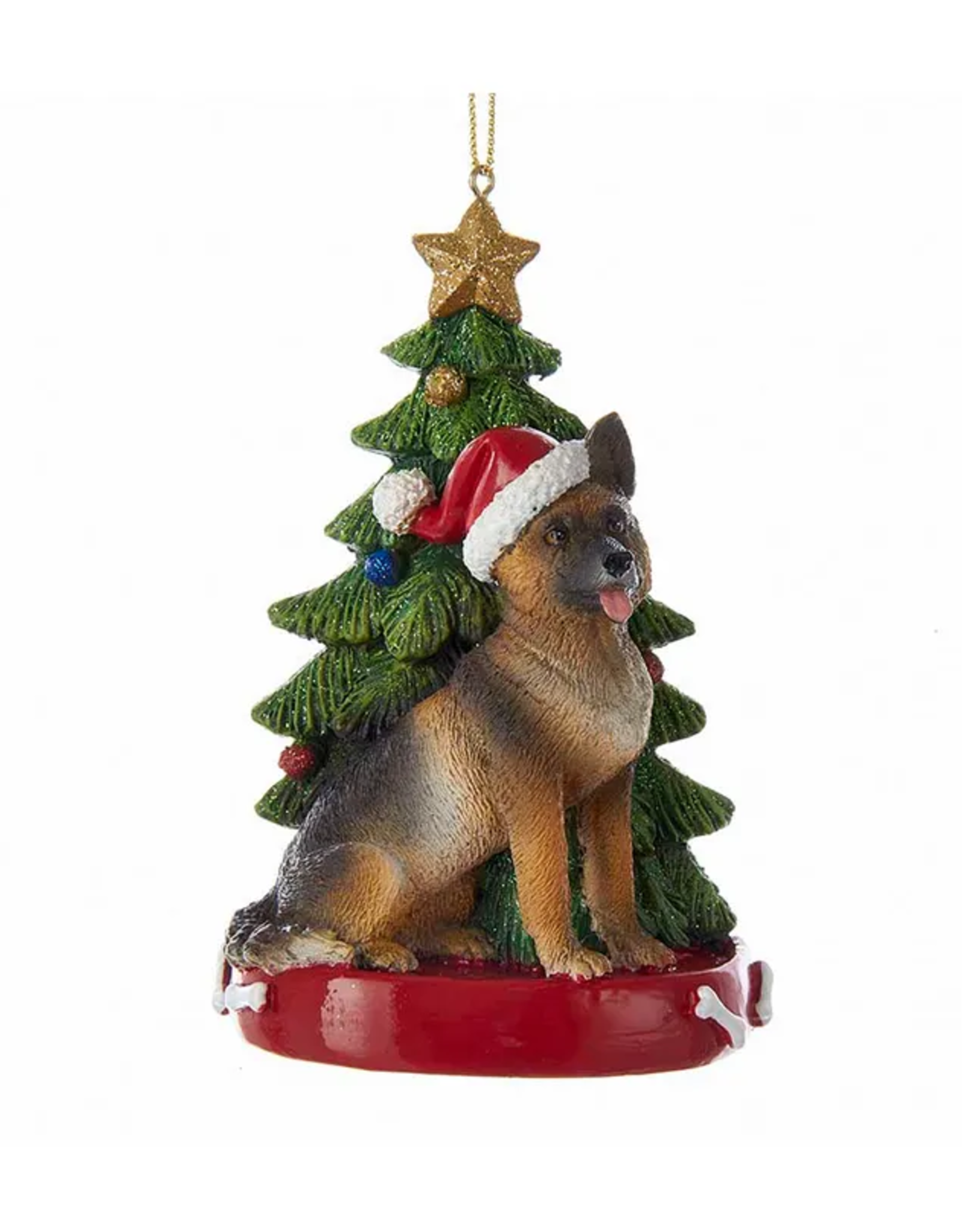 German Shepard Ornament