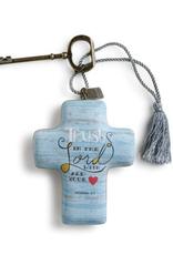 Trust in the Lord Artful Cross