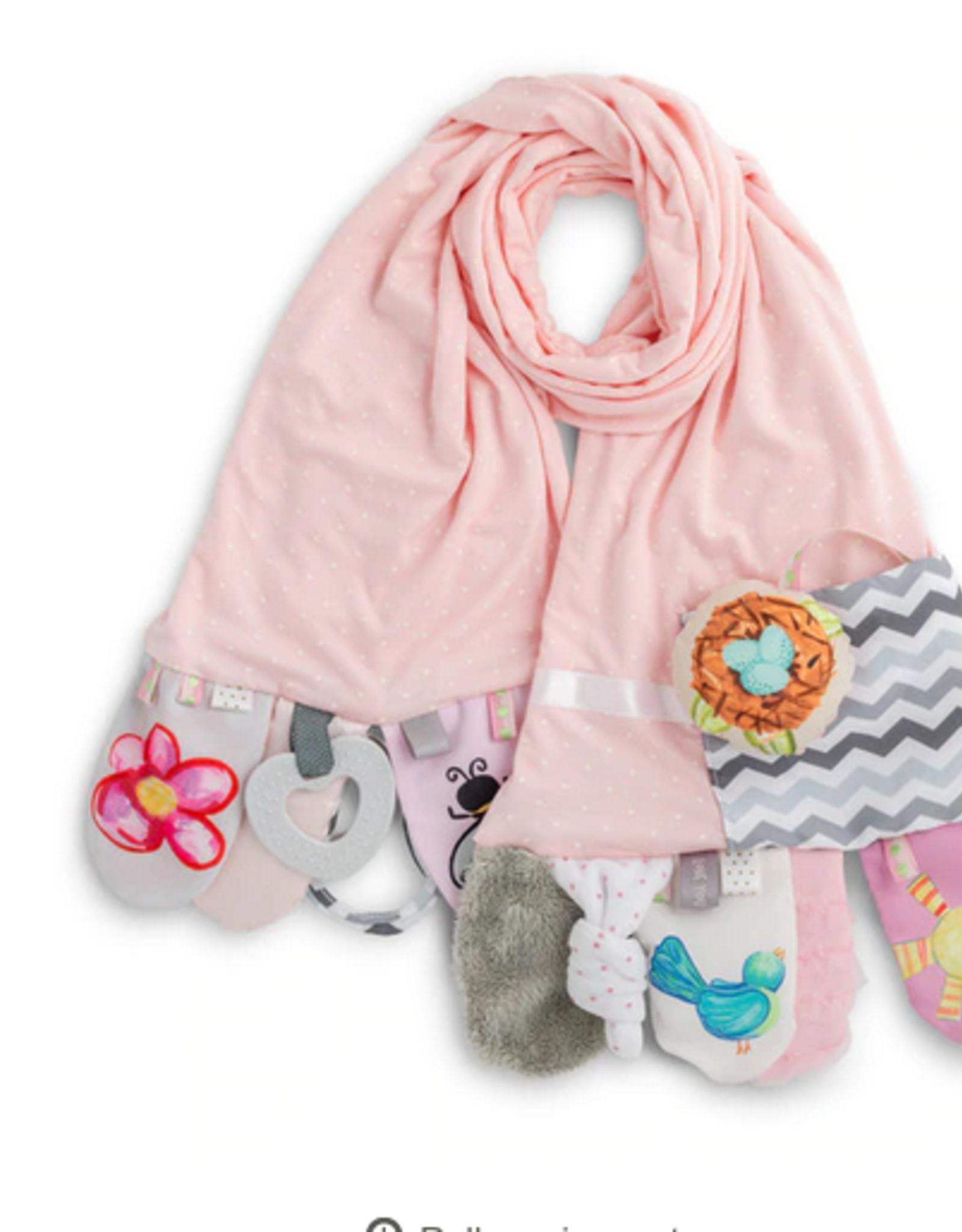 Mommy & Me Activity Scarf 2 Colors