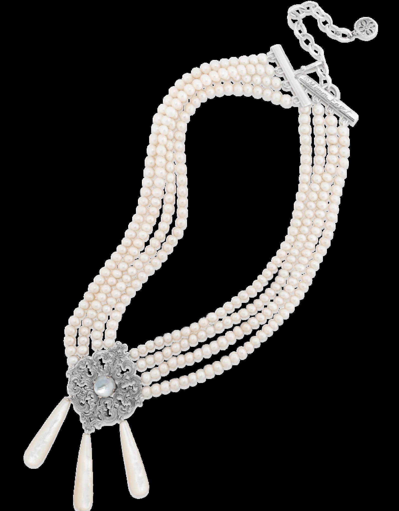 Mignon Faget Mignon Faget Trinity Revival Necklace