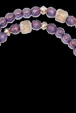 Mignon Faget Mignon Faget Renaissance Mask Mardi Gras Bead Necklace